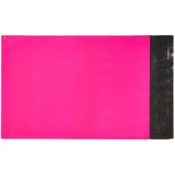 250 x 350, 10 kpl pinkki postituspussi