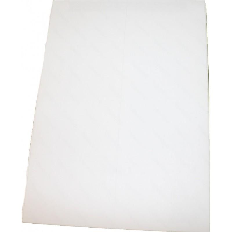 Iso osoitetarra arkki (105 x 74 mm)