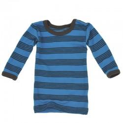 Celavi sininen merino paita
