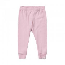 Celavi vaaleanpunaiset merino housut