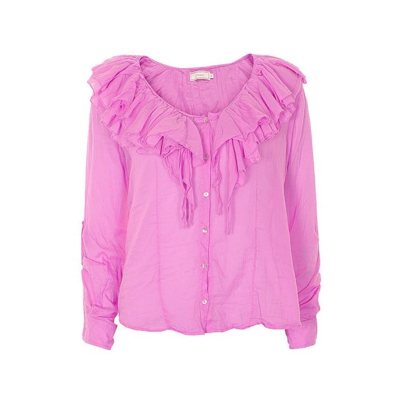 Cream pinkki paita