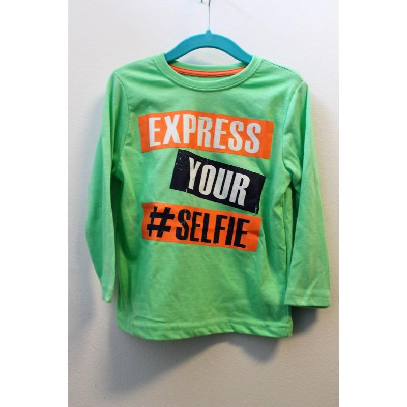 Rebel vihreä paita