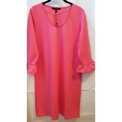 Vero moda pinkki mekko