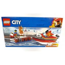 Lego city laituripalo 60213